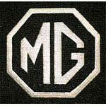 "MG IN SHIELD (7-1/4"" x 7-1/4"")"