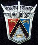 FORD CREST (4-1/4