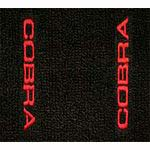 COBRA  (VERTICAL ON EDGE OF MATS) (6-3/4