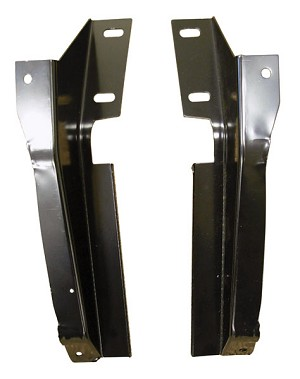 70-1 Challenger Rear Valance Bracket Pair