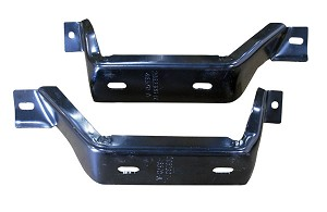 70-2 Barracuda Rear Bumper Bracket Set